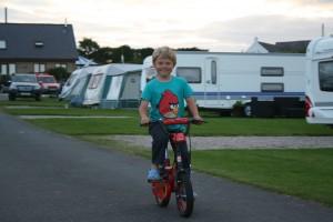 joel on his bike