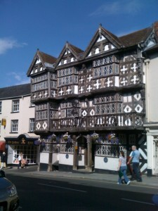picturesque Ludlow