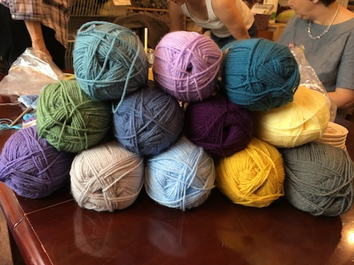 yarn choices