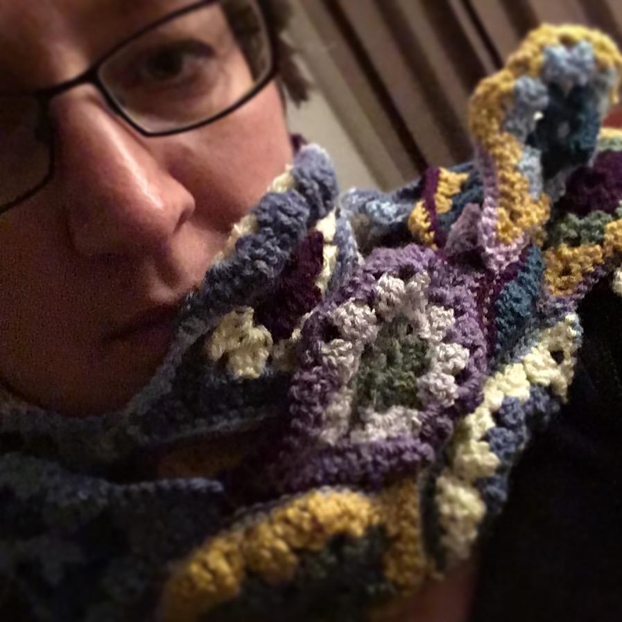 blanket-as-scarf